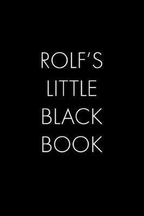 Rolf's Little Black Book