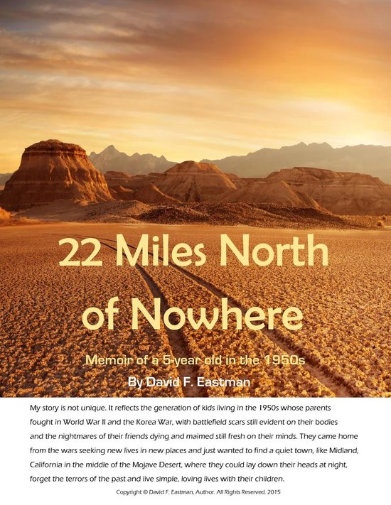 22 Miles North of Nowhere