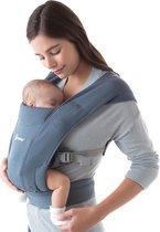 Ergobaby Embrace ergnomische draagzak - Oxford Blue