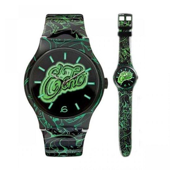 Marc ecko afterglow E06507M1 Unisex Quartz horloge