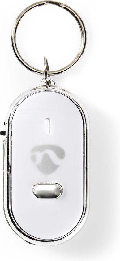 Terugfluitende Key Finder Tracker Detector Sleutelhanger - Fluitende Sleutelzoeker / Sleutelvinder Met Alarm - Sleutels Keyfinder