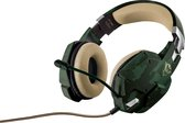 Trust GXT 322C Carus - Gaming Headset - PS4, PS5, PC en Xbox Series X - Camouflage