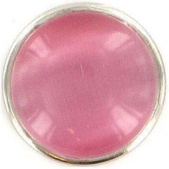 Bali Clicks Lovina Button - Roze