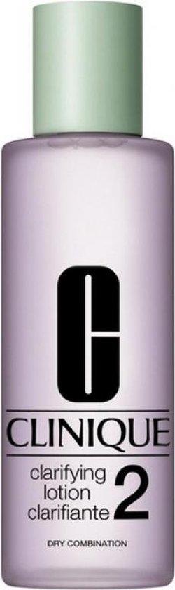 Clinique Clarifying Lotion 2 Reiningslotion - 200 ml - Gecombineerde droge huid