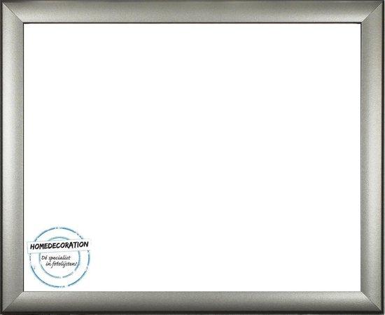 Homedecoration Colorado – Fotolijst – Fotomaat – 68 x 91 cm – Zilver mat