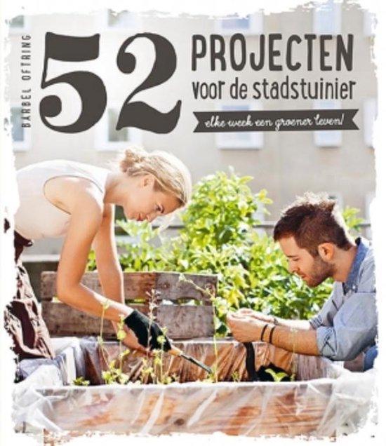 52 projecten voor de stadstuinier. Elke week een groener leven! - Bärbel Oftring pdf epub