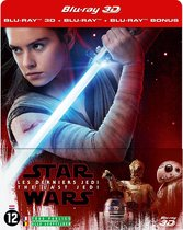 Star Wars Episode 8: The Last Jedi (3D+2D Blu-ray) (Steelbook)