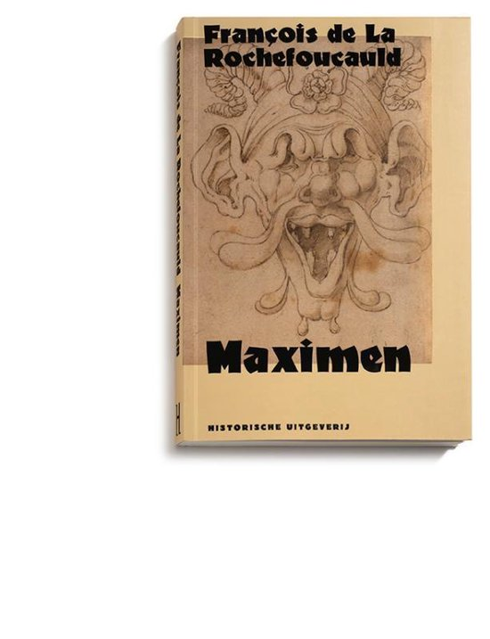 Hvik Serie 3 - Maximen - F. de La Rochefoucauld |