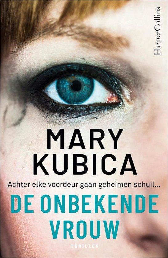 De onbekende vrouw - Mary Kubica  