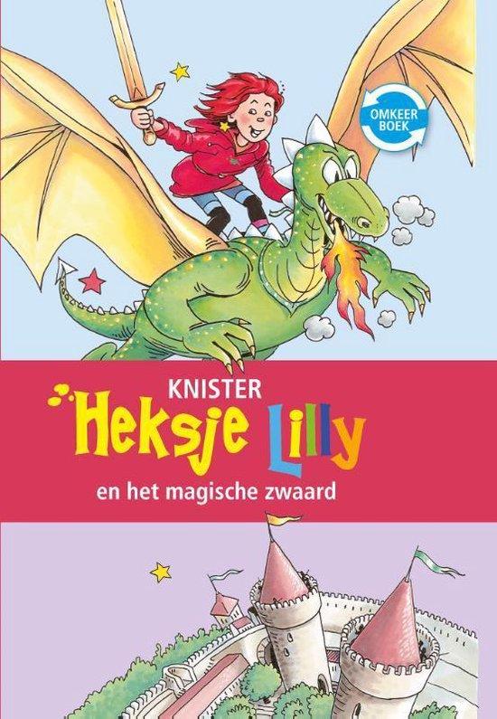 Heksje Lilly - Avontuur onder water / Het magische zwaard - Knister |