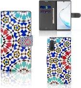 Bookcase Samsung Galaxy Note 10 Mozaïek