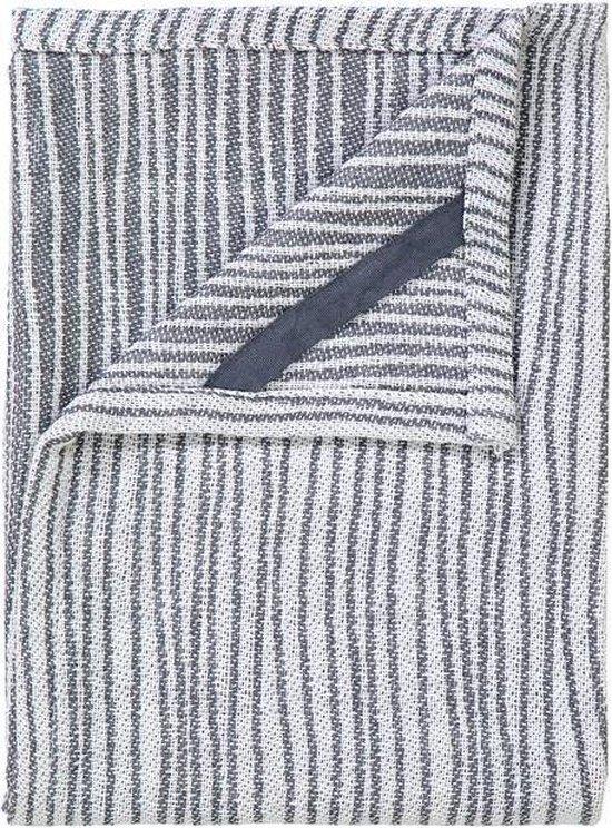Blomus - Set 2 Tea Towels Lily White/Gunmetal BELT