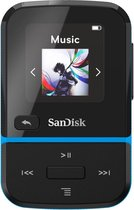 SanDisk Clip Sport Go 32GB, blue