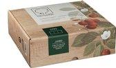 Kersepitje Jumbo 26 x 55 cm - kersenpitkussen - warmte kussen - opwarmbaar - koud warm kompres - inatura