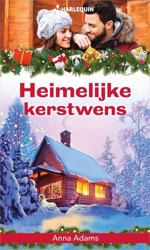 Heimelijke kerstwens - Anna Adams |