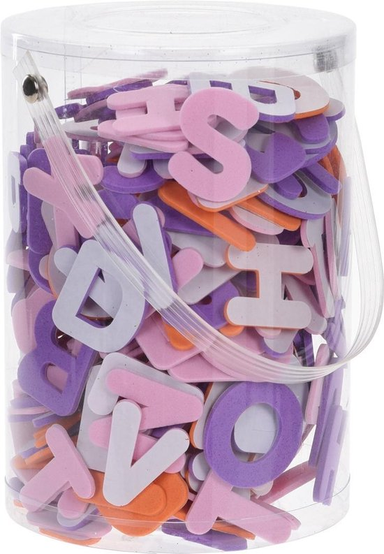 Free And Easy Free And Easy Foamstickers Letters