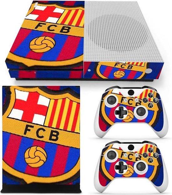 FCB Barcelona Logo – Xbox One S skin