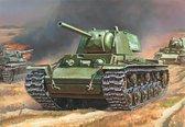 Zvezda - Soviet Heavy Tank Kv-1 (Zve6141)