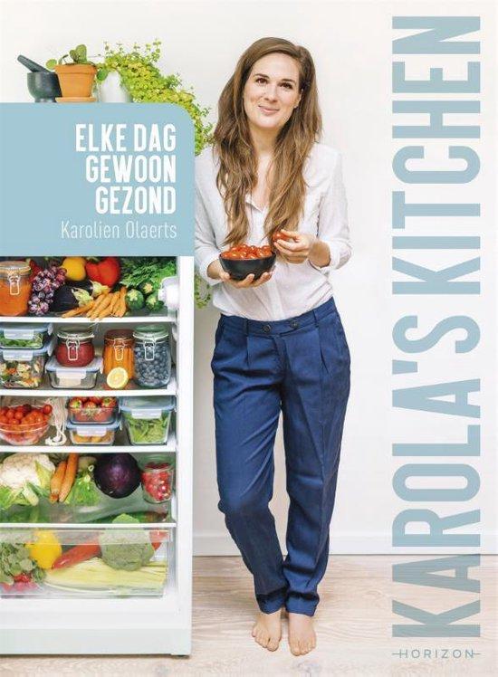 Boek cover Karolas kitchen van Mme Karolien Olaerts (Paperback)