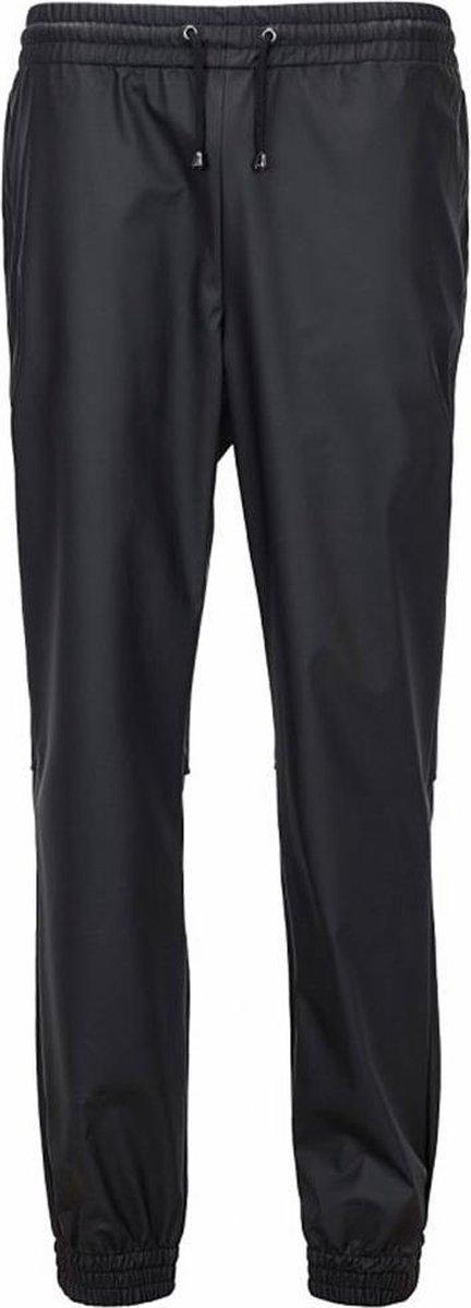 Rains Trousers 1270 Regenbroek Unisex - Zwart - Maat M/L - Rains