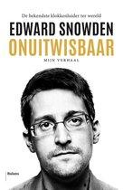 Boek cover Onuitwisbaar van Edward Snowden (Onbekend)