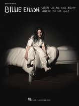 Afbeelding van Billie Eilish - When We All Fall Asleep, Where Do We Go? Easy Piano Songbook