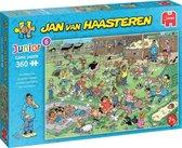 Jan van Haasteren Junior De Kinderboerderij puzzel - 360 stukjes - Kinderpuzzel