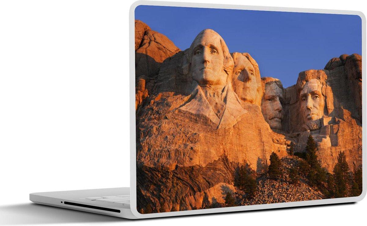 Laptop sticker - 12.3 inch - Mount Rushmore in de zon