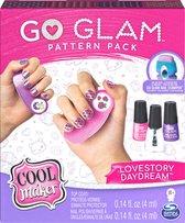 Cool Maker - GoGlam Daydream & Lovestory - Navulset
