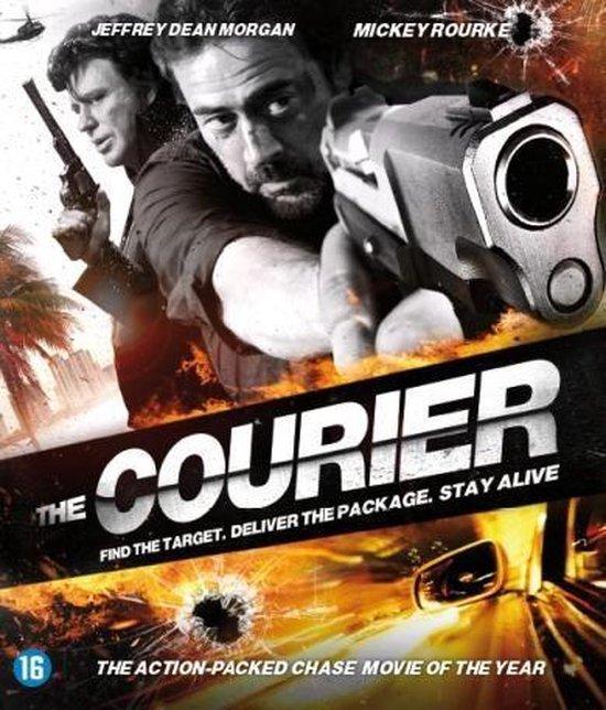 Cover van de film 'Courier'
