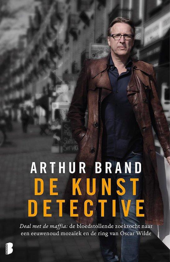 Boek cover De kunstdetective van Arthur Brand (Paperback)