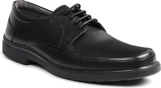 Sledgers Gaf Leather Black - Maat 44