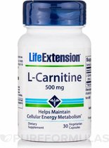 Life Extension L-Carnitine