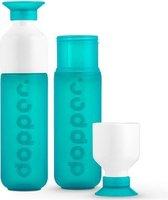Dopper Drinkfles - SeaGreen en SeaGreen - duo set 2 kleuren