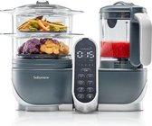 Keukenrobot Babymoov Nutribaby - Industrieel Grijs