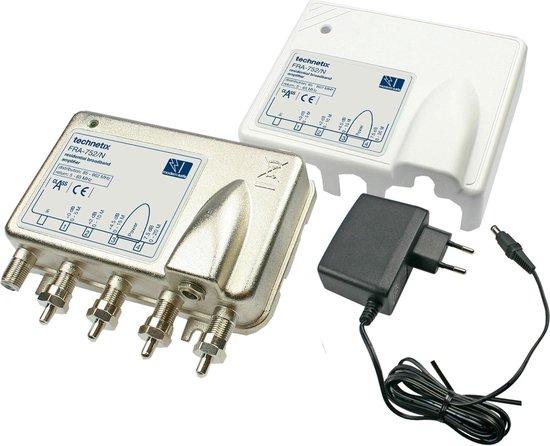 Technetix FRA-752N | Kabelkeur | Ziggo | Antenne versterker