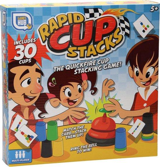 Afbeelding van het spel Supersnel Beker Stapelen Spel