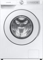 Samsung Autodose 6000-serie WW90T636AHH wasmachine Vrijstaand Voorbelading 9 kg 1600 RPM A Wit