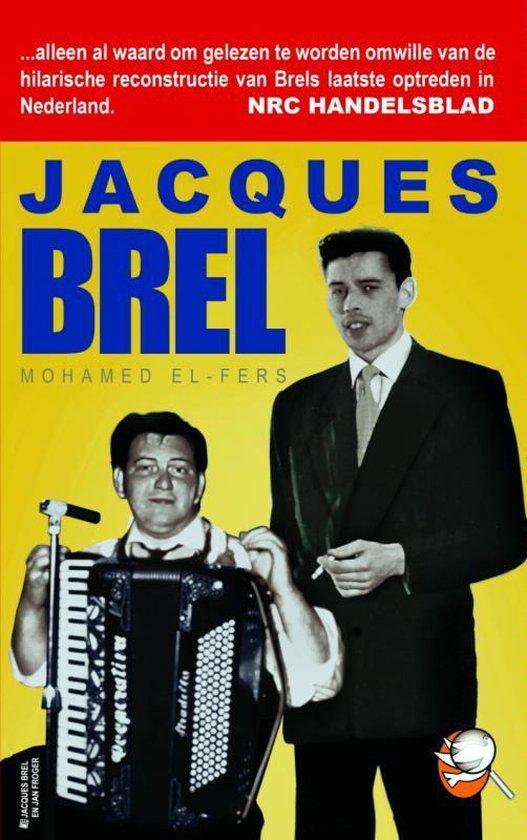 Cover van het boek 'Jacques Brel'
