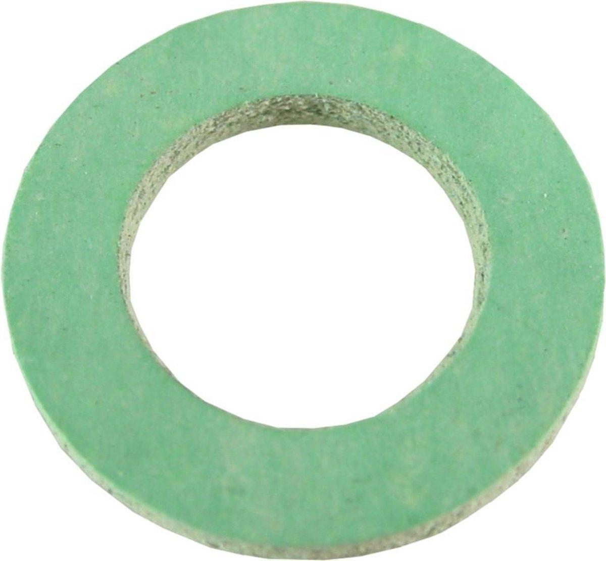 Riko asbestvrije ringen groen 3/8 14x9x2