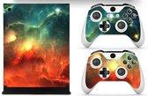 Galaxy - Xbox One S skin