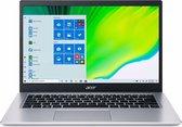"Acer Aspire 5 A514-54-512M DDR4-SDRAM Notebook 35,6 cm (14"") 1920 x 1080 Pixels Intel® 11de generatie Core™ i5 8 GB 512 GB SSD Wi-Fi 6 (802.11ax) Windows 10 Home Blauw, Zilver"