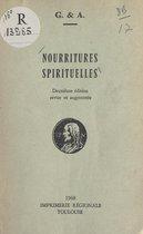 Nourritures spirituelles