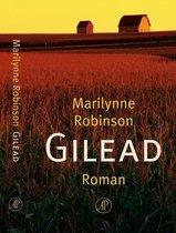 Boek cover Gilead - Marilynne Robinson van Marilynne Robinson (Hardcover)