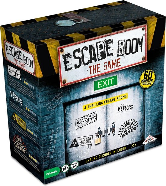 Escape Room The Game Basisspel - Bordspel