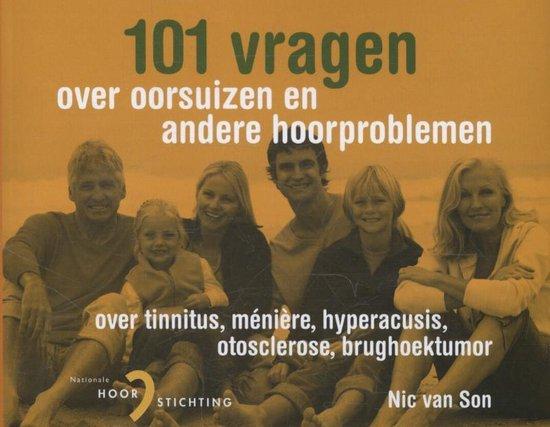 101 Vragen over oorsuizen en andere hoorproblemen