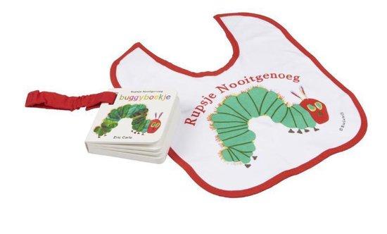Rupsje Nooitgenoeg buggyboekje