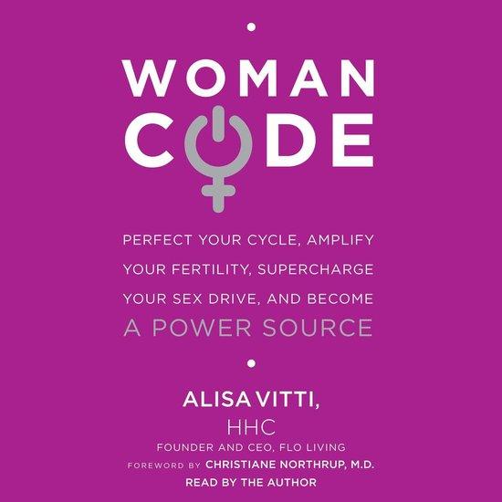 Boek cover WomanCode van Alisa Vitti (Onbekend)