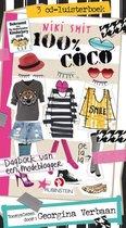 100% Coco - dagboek van een modeblogger - 3 cd luisterboek