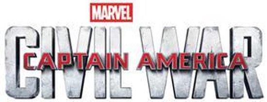 Funko Vinyl POP! figuur nr.125 Captain America Civil War - Movie